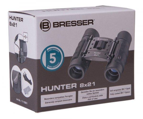 Lornetka Bresser Hunter 8x21