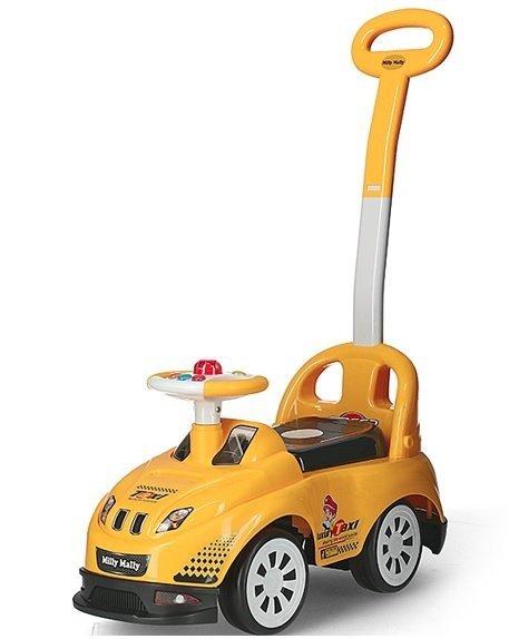 Jeździk Pojazd Bravo Taxi Taksówka Żółty #B1