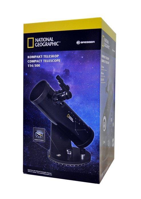 Teleskop Bresser National Geographic Dob 114/500