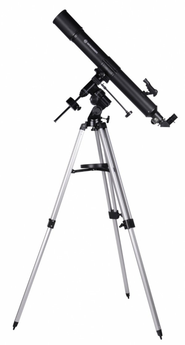 Teleskop Bresser 80/900 EQ Quasar