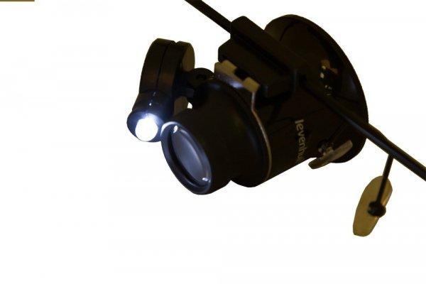 Okulary powiększające Levenhuk Zeno Vizor G2