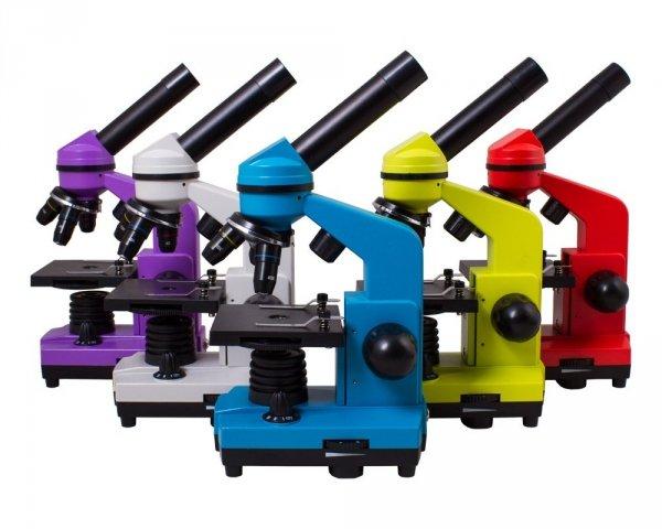 Mikroskop Levenhuk Rainbow 2L AzureLazur