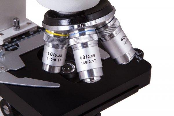 Mikroskop Bresser Erudit Basic Mono 40x-400x