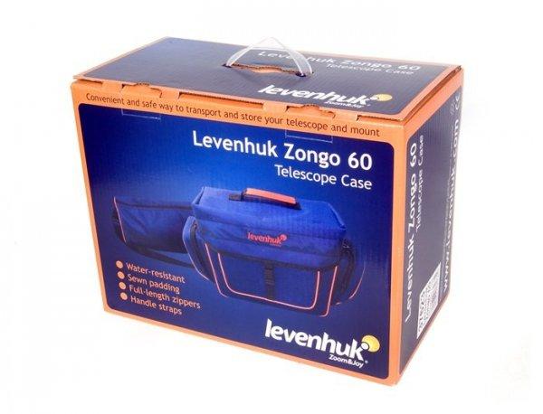 Futerał Levenhuk Zongo 60, mały, niebieski