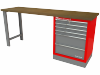 Stół warsztatowy – T-17-01