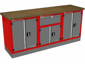 Stół warsztatowy – T-40-32-40-01
