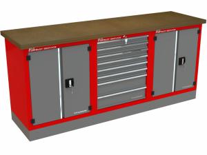 Stół warsztatowy – T-40-12-40-01