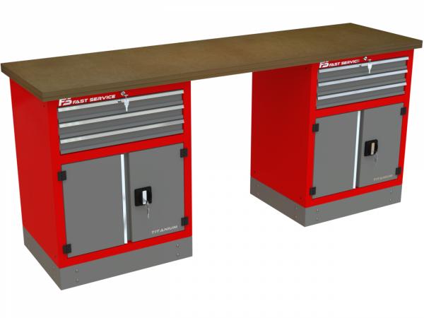 Stół warsztatowy – T-30-30-01