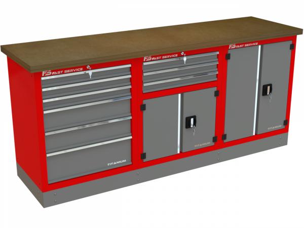 Stół warsztatowy – T-20-30-40-01