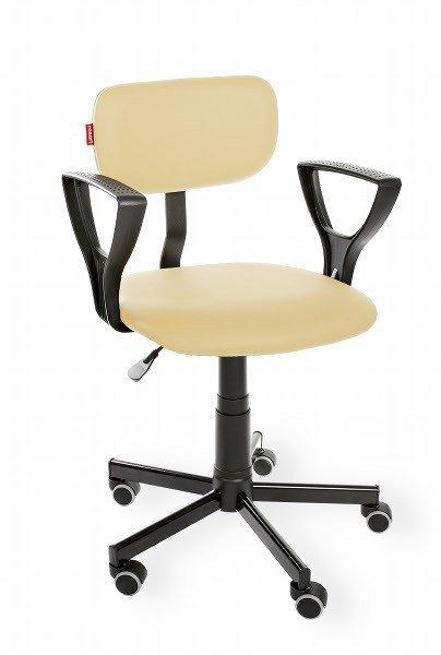 Krzesło biurowe Black Eco PD+ WH RKW-29