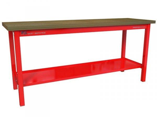 Stół warsztatowy podstawowy 2070x600mm