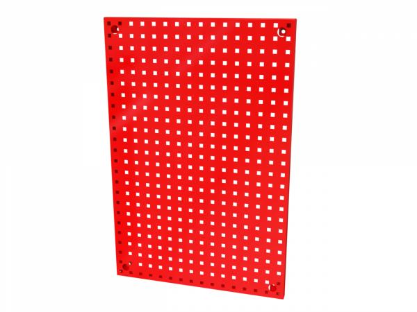 Płyta perforowana boczna do stołów linii TITANIUM