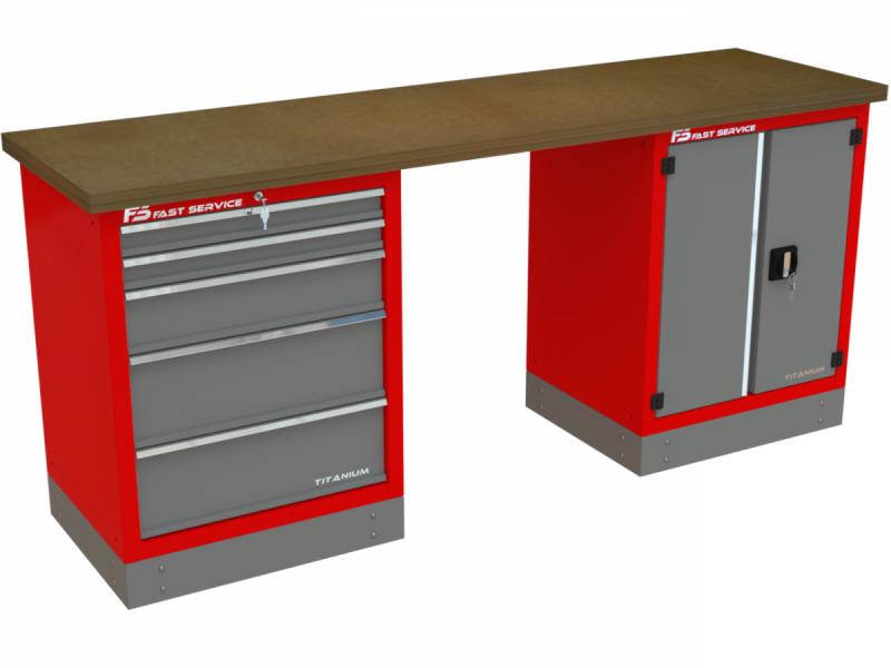 Stół warsztatowy – T-22-40-01