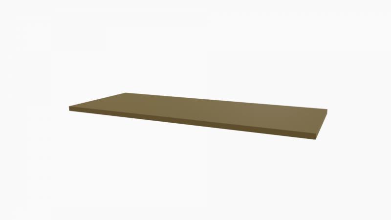Blat warsztatowy sklejka impregnowana 1650x600x40 mm