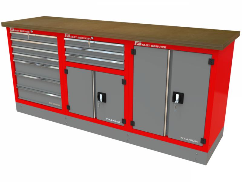 Stół warsztatowy – T-13-30-40-01