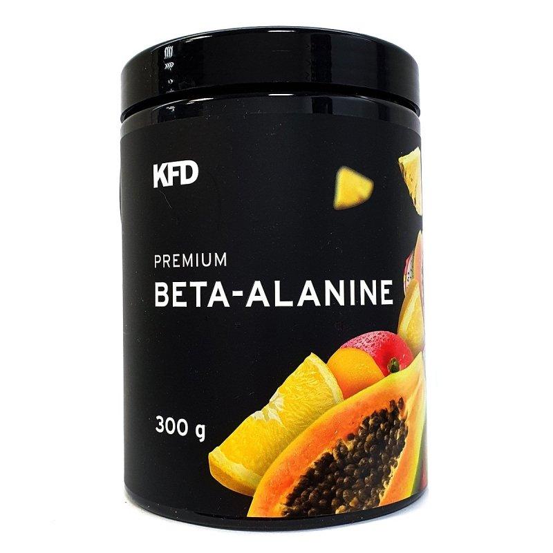 KFD Premium Beta-Alanine 300 g owoce tropiklane