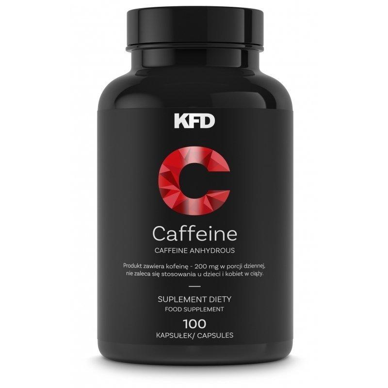 KFD Caffeine 100 kaps.
