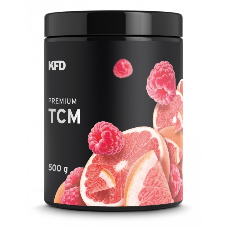 KFD Kreatyna Premium TCM 500 g smak malina-grejpfrut