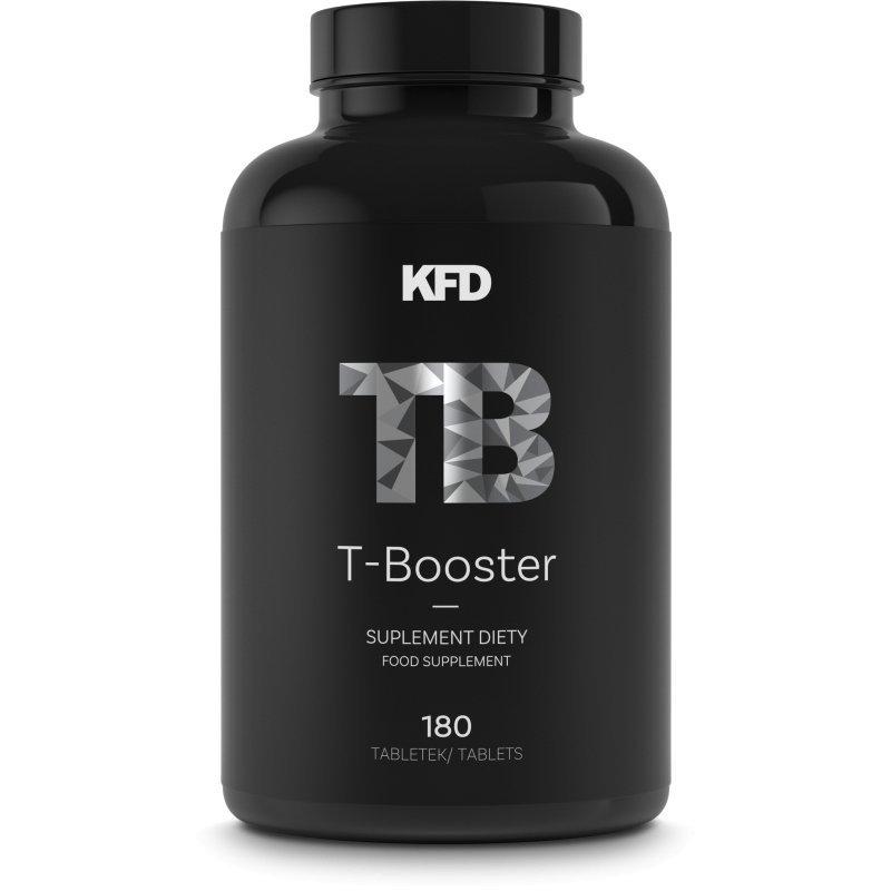 KFD T-Booster 180 tabl. naturalny