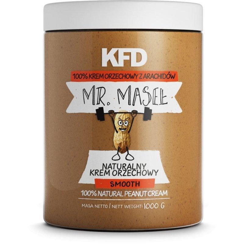 KFD Masło Orzechowe z Arachidów Smooth 1000 g