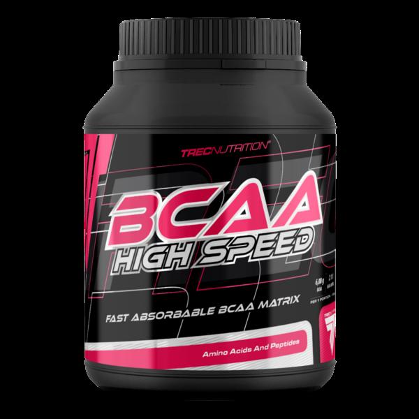 Trec BCAA High Speed 600g Aminokwasy smak kaktus