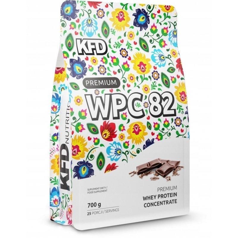 KFD Premium WPC 82 700 g Białko