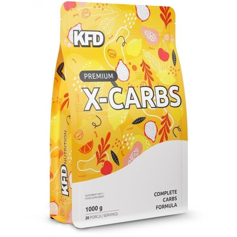 KFD Premium X-Carbs 1000 g