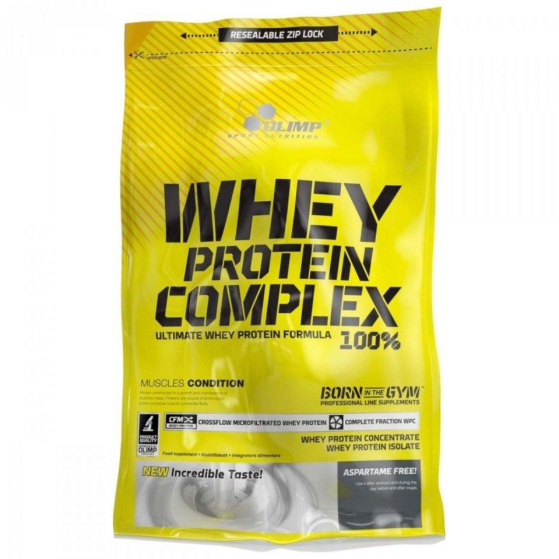 Białko Olimp Whey Protein Complex 2275g Wanilia