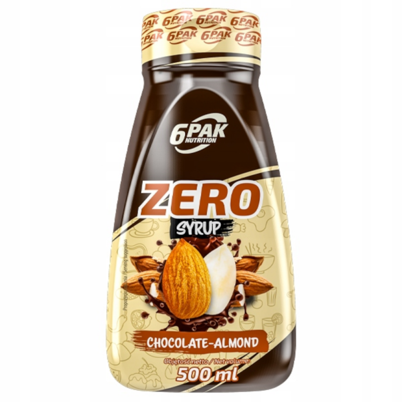 Syrup ZERO  Chocolate Almond