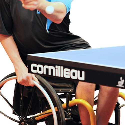 Stół tenisowy COMPETITION 740 ITTF Niebieski