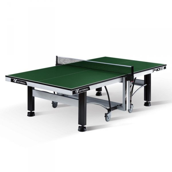 CORNILLEAU STÓŁ TENISOWY COMPETITION 740 ITTF ZIELONY