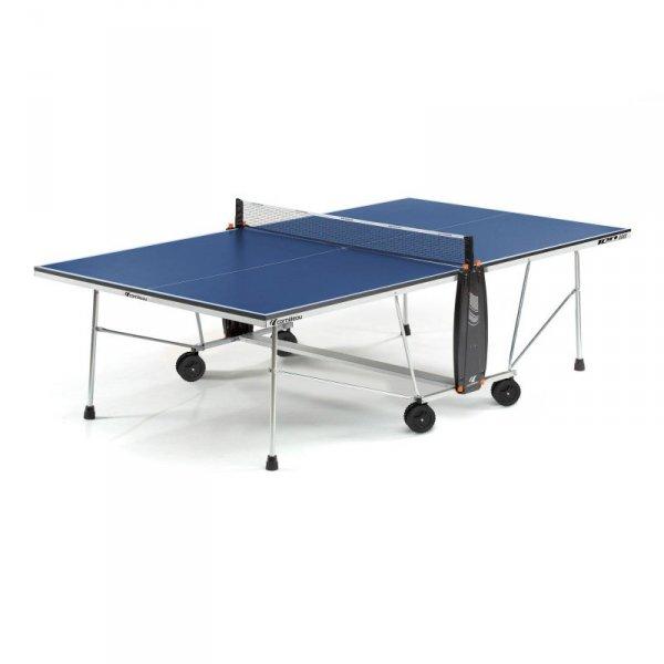 Stół tenisowy SPORT 100 INDOOR Niebieski