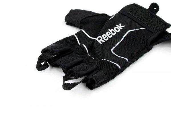 REEBOK RĘKAWICZKI TRENINGOWE PRO RAGB-11233WH M