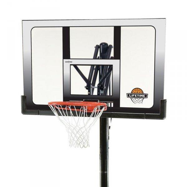Stojak do koszykówki LIFETIME SAN ANTONIO 71286