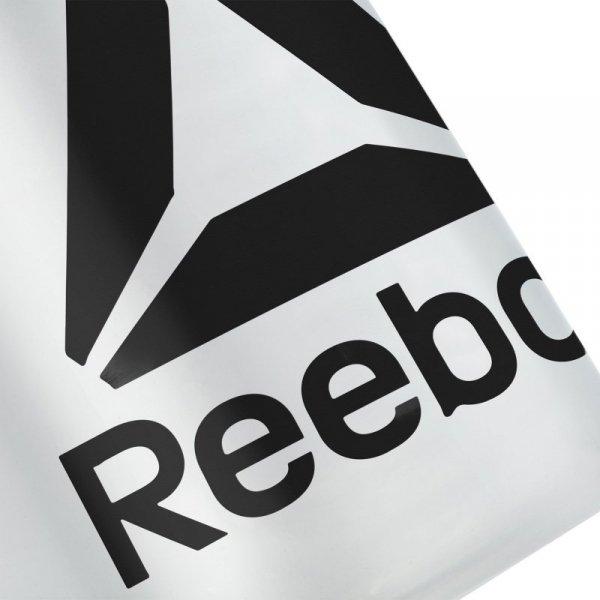 REEBOK BIDON 500 ML BIAŁY/CZARNY RABT-11003CLBK