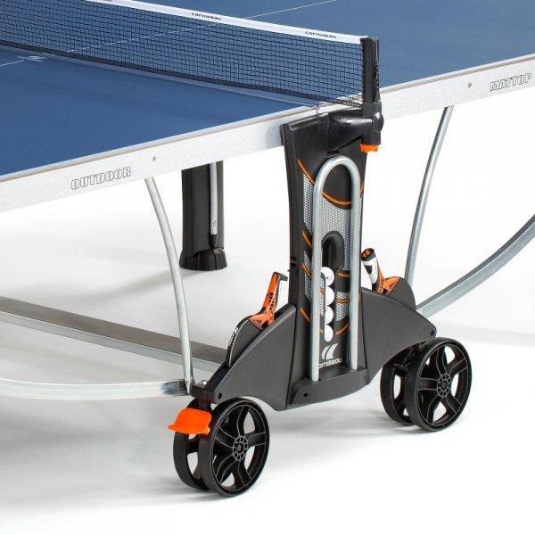 Stół tenisowy PERFORMANCE 500M CROSSOVER OUTDOOR Niebieski