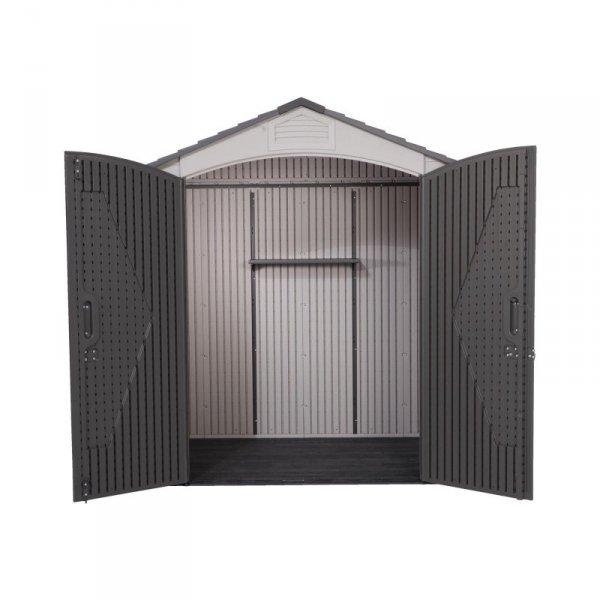 Szopa ogrodowa 213x137 cm 60057