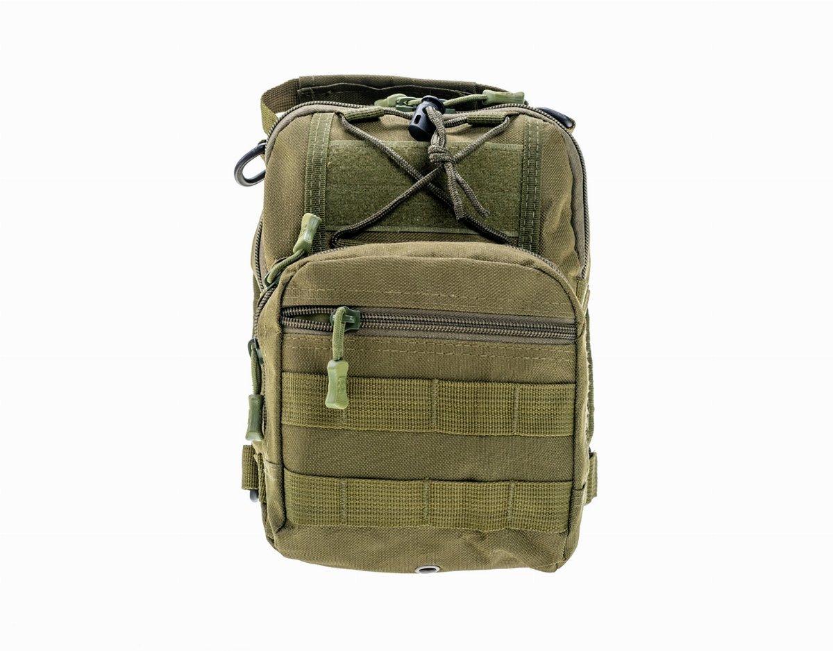 9f0d1c8bd752d Torba Badger Outdoor Sling Tactical 10 l Olive (BO-CCS10-OLV ...