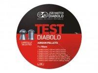 Śrut Diabolo JSB 4,5mm TEST EXACT LG 7x50 szt.