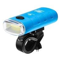 Lampa rowerowa przednia z panelem LED Mactronic RALPH 150 lm