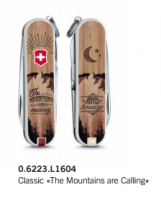 Victorinox Classic The Mountains are Calling Limited Edition 2016 0.6223.L1604