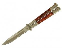 Nóż składany motylek Joker JKR145
