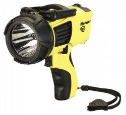 Latarka Streamlight Szperacz Waypoint żółty z akumulatorem