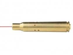 Nabój laserowy do kontroli ustawień, kal. .25-06
