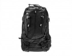 Plecak Badger Outdoor Peak 30 l Black (BO-BPPK30-BLK)
