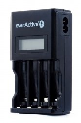 Ładowarka everActive NC-450 do AA i AAA