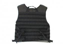 Kamizelka taktyczna F.A.S.T., czarna