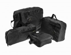 Zestaw organizerów Wisport Packbox Set Black