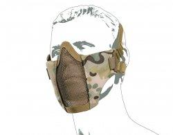 Maska ochronna typu Stalker ASG Metal Mesh - multicam (19080)