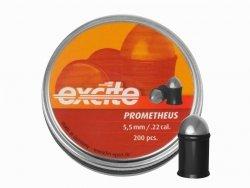 Śrut diabolo H&N Excite Prometheus 5,5 mm 200 szt.